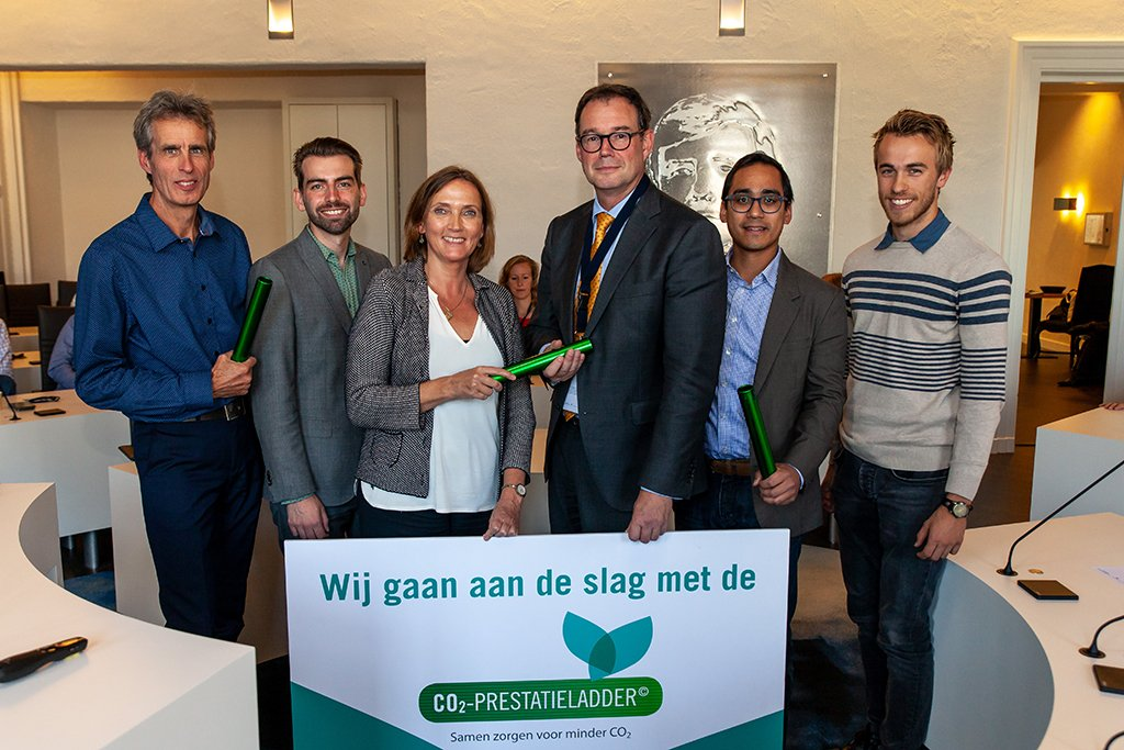 CO2-prestatieladder Klimaatverbond Nederland