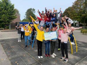 Groene Voetstappen - Kinderklimaattop Bodegraven-Reeuwijk Winnaars