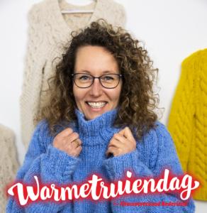 Warmetruiendag - Petra Lettink - Directeur Klimaatverbond Nederland