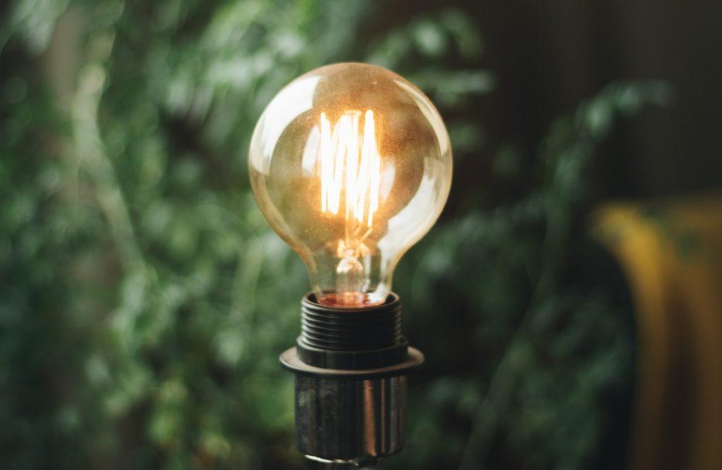 LED Lamp - Emissiereductie