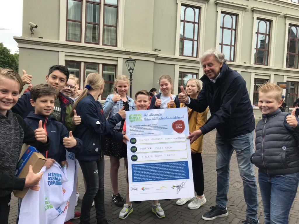 Kinderklimaatakkoord - Klimaat Ed Nijpels