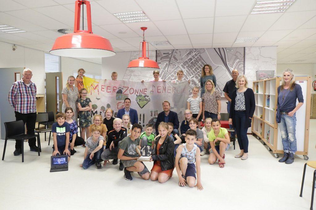Philip de Roo Prijs - Kinderklimaattop - Groep