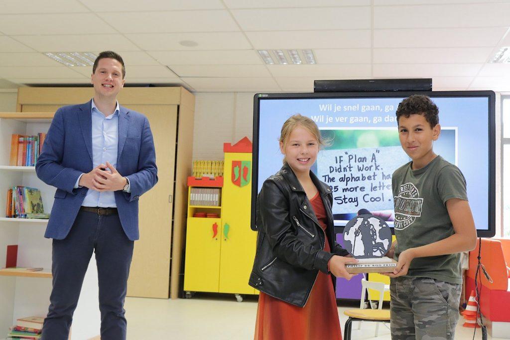 Philip de Roo Prijs - Kinderklimaattop